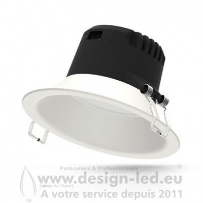 Downlight led basse Luminance Ø173 12w 4000k vision-el 76536 23,70 €