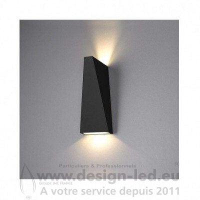APPLIQUE MURALE LED GRIS ANTHRACITE 6W 3000K 480LM