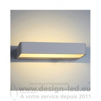 APPLIQUE MURALE LED BLANC 6W 3000K 545LM