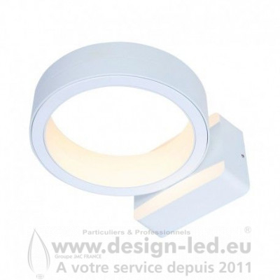 APPLIQUE MURALE LED 16 WATT 230V 3000K BLANC IP65 990LM VISION EL 7041 83,50 €