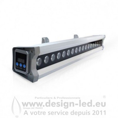 Wall Washer led / Lèche mur Led DMX 36W 6000K VISION EL 8023 307,10 €