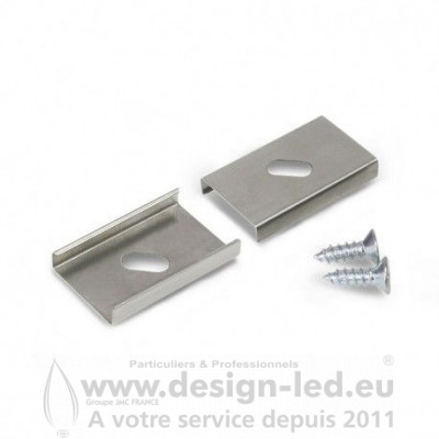 SUPPORT DE MONTAGE SOUPLE POUR PROFILE 14.4MM X2