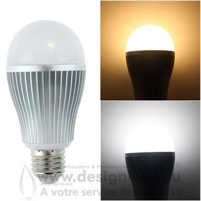 9W Dual White LED E27 Lampe FUT019 MI LIGHT