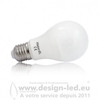 E27 LED Bulb 10W 3000K DIMMABLE 880LM VISION EL 73887 5,40 €