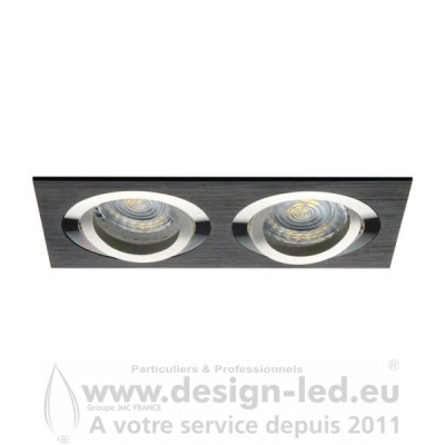 SUPPORT PLAFOND LED SEIDY CT-DTL250-B KANLUX 18284 17,60 €