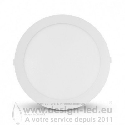 Downlight led Ø300 24w 4000k vision-el 77671 Vision El - 13.333333