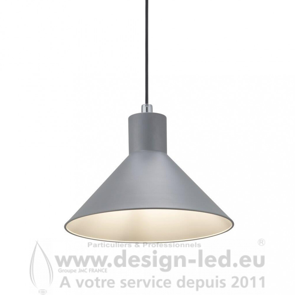 Suspension Eik E27 Gris- Nordlux - 46563010 46563010 65,00 € -20%