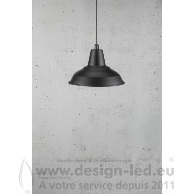Suspension Lyne Noir E27 - Nordlux - 84813003 NORDLUX - 34.166667