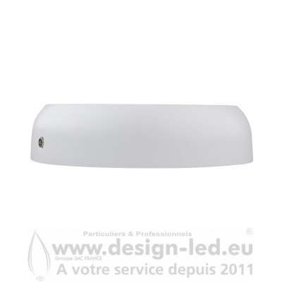 Plafonnier LED Saillie Blanc Ø225 18w 4000k Design-led - CO2097 18,80 €