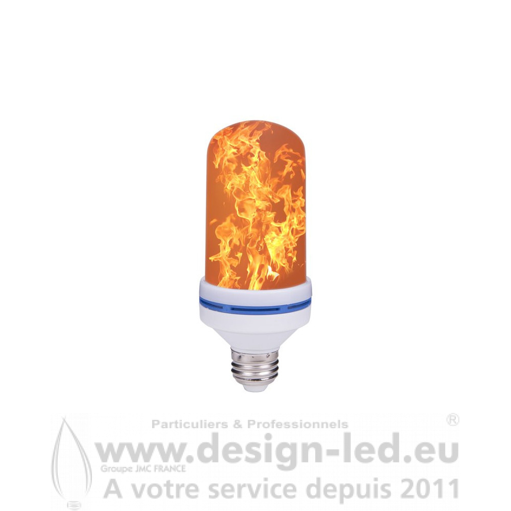 Ampoule LED effet flamme E27 7 W 2700k design-led 2176 13,20 €