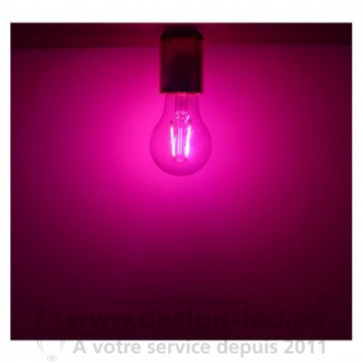 E27 LED Filament 2W Rose VISION EL 71385 3,70 €