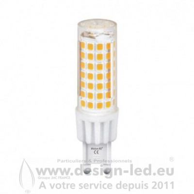 G9 LED 5W dimmable 3000K 230V 495LM VISION EL 79270