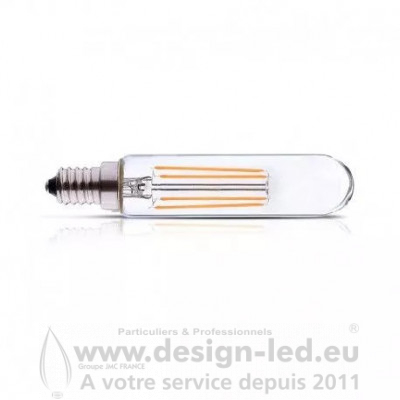 E14 ST25 LED Filament 4W Dimmable 2700K 330LM